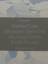 Cahiers de résidence. Volume 2, Marine Class, Sébastien Gschwind, Atsunobu Kohira, Emilie Pitoiset