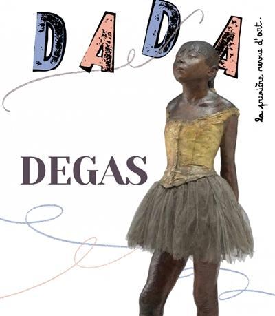 Dada, n° 222. Degas