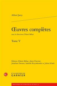 Oeuvres complètes. Volume 5,