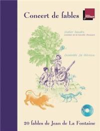 Concert de fables