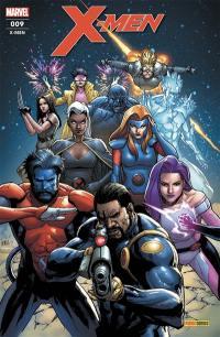X-Men. n° 9, Extermination