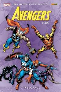 The Avengers, 1968