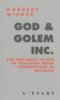 God and golem Inc.