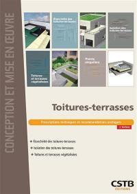 Toitures-terrasses