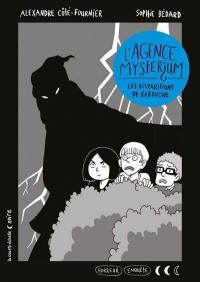 L'agence Mysterium. Volume 2, Les disparitions de Babouche
