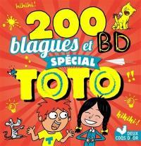 200 blagues et BD spécial Toto