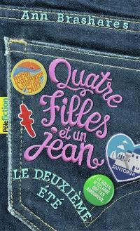 Quatre filles et un jean. Volume 2, Le deuxième été