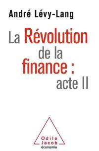 La révolution de la finance