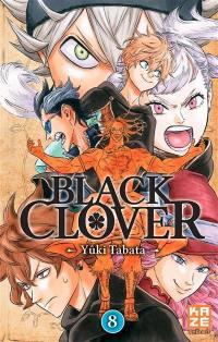 Black Clover. Volume 8,