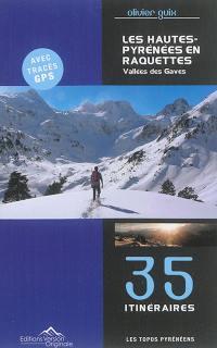 Les Hautes-Pyrénées en raquettes