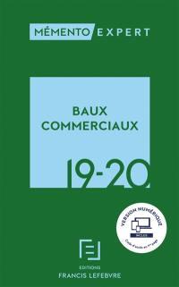 Baux commerciaux 2019-2020