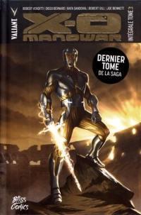 X-O Manowar. Volume 3,