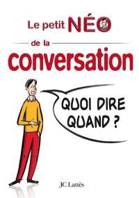 Le petit NEO de la conversation