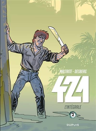 421 : l'intégrale. Vol. 2