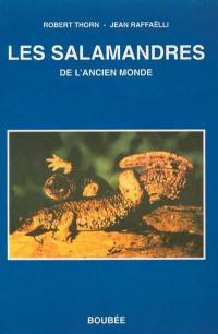 Les salamandres de l'ancien monde