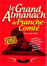Le grand almanach de Franche-Comté 2020