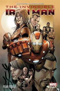 The invincible Iron Man. Volume 4, Fear itself