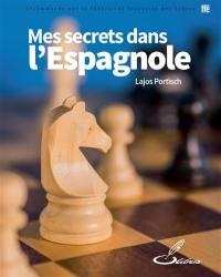 Mes secrets dans l'espagnole