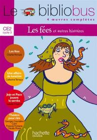 Le bibliobus CE2, cycle 3 : 4 oeuvres complètes