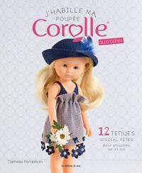 J'habille ma poupée Corolle au crochet