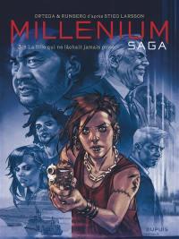Millénium saga. Volume 3, La fille qui ne lâchait jamais prise