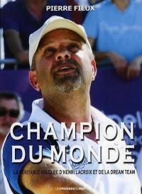 Champion du monde !