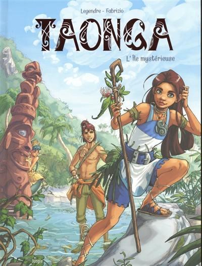 Taonga. Vol. 1. L'île mystérieuse