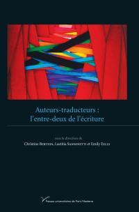 Auteurs-traducteurs