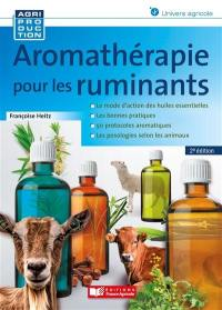 Aromathérapie pour les ruminants
