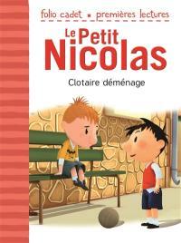 Le Petit Nicolas. Vol. 36. Clotaire déménage