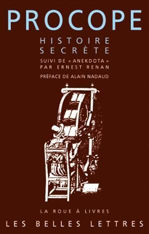 Histoire secrète. Anekdota