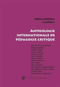 Anthologie internationale de pédagogie critique