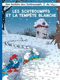 Une histoire des Schtroumpfs. Vol. 39. Les Schtroumpfs et la tempête blanche