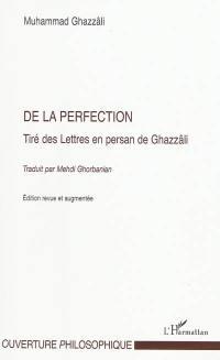 De la perfection