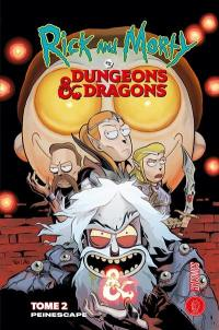Rick and Morty vs dungeons & dragons. Volume 2,