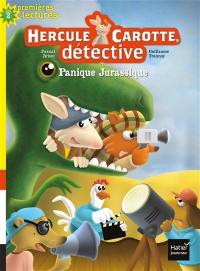 Hercule Carotte, détective. Volume 9, Panique jurassique