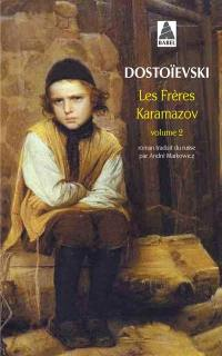 Les frères Karamazov. Volume 2,