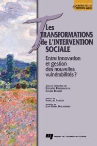 Les transformations de l'intervention sociale