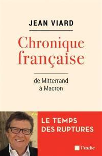 Chronique française