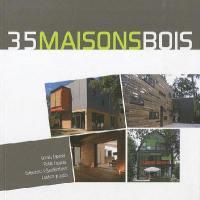 35 maisons bois