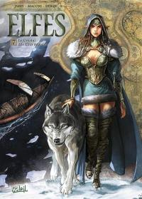 Elfes. Volume 7, Le crystal des elfes sylvains
