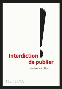 Interdiction de publier