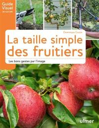 La taille simple des fruitiers