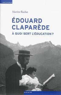 Edouard Claparède (1873-1940)