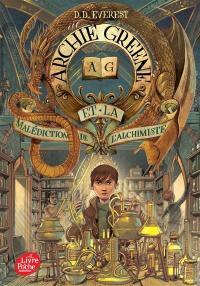 Archie Greene. Volume 2, Archie Greene et la malédiction de l'alchimiste