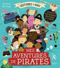 Mes aventures de pirates
