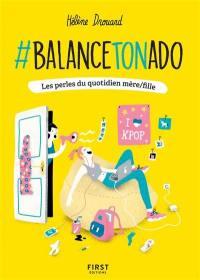 #Balance ton ado
