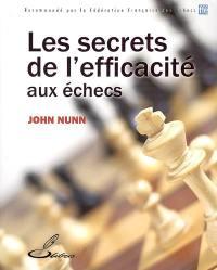 Les secrets de l'efficacité aux échecs