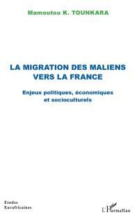 La migration des Maliens vers la France