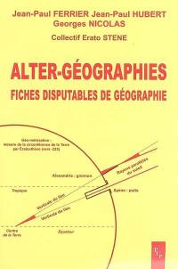 Alter-géographies